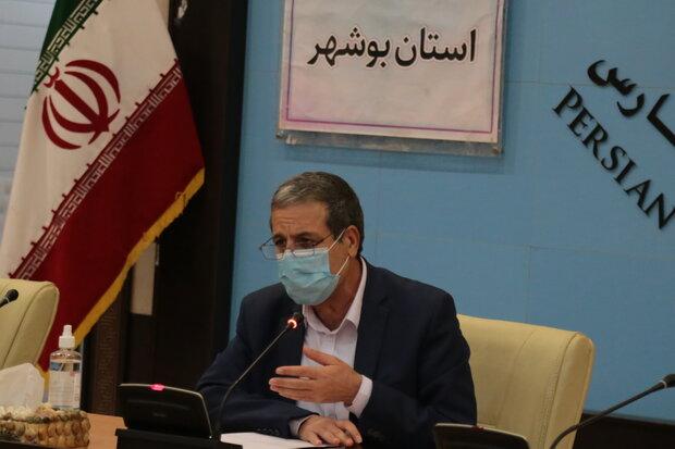 تمام ورودیهای استان بوشهر از روز سهشنبه بسته میشود