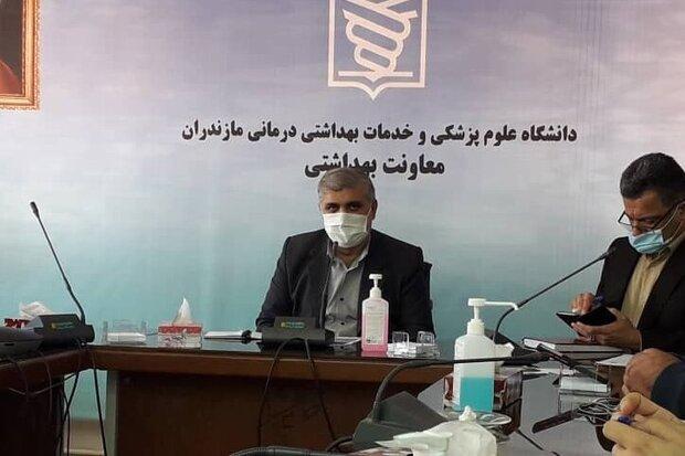 ارسال ۱۳۰ هزار دوز واکسن به مازندران/ نگرانی از شیوع کرونا با سفر