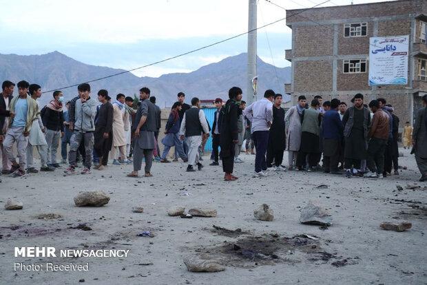 ارتفاع عدد شهداء الانفجار في المنطقة الشيعية في كابول