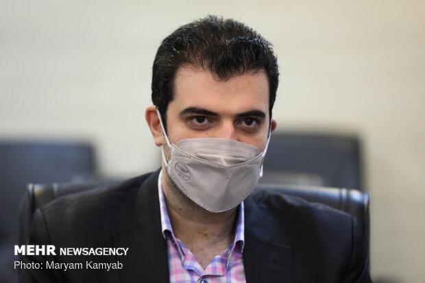 قاسم صفایینژاد  مدیرعامل نشر صاد
