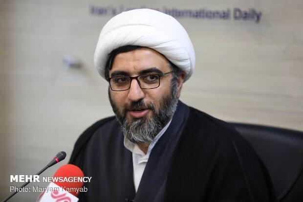 حجتالاسلام رضا عزتزمانی معاون فرهنگی سازمان تبلیغات اسلامی