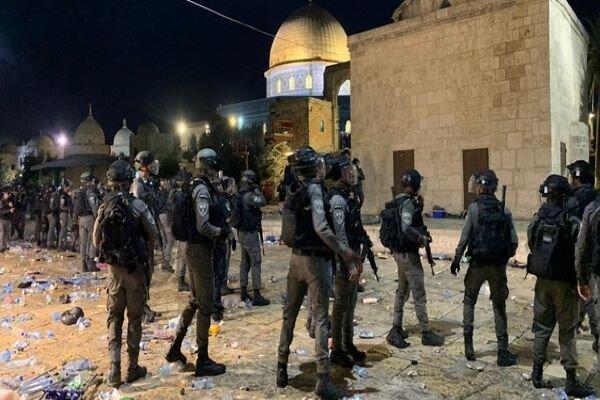 Riyadh condemns any Israeli moves violating Intl. laws