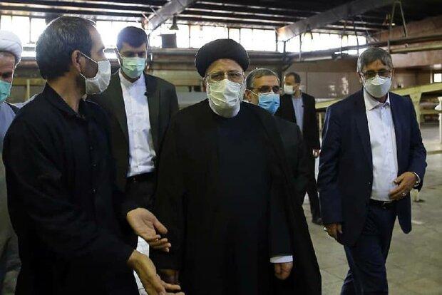 مشکلات کارخانه صنایع غذایی کیوان در همدان ظرف یک ماه حل شود