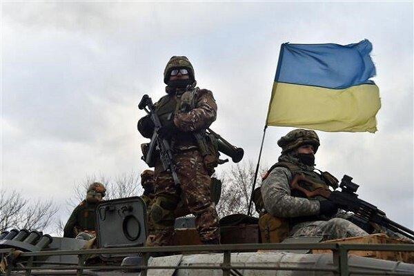 نقض آتش بس در شرق اوکراین توسط ارتش این کشور