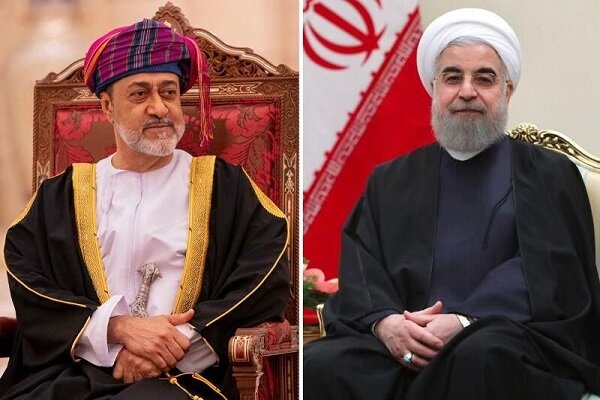 Sultan of Oman felicitates Rouhani on Eid al-Fitr