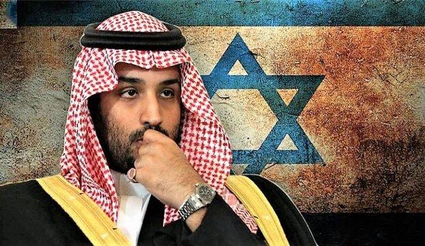 ابن سلمان شريك الإحتلال في جرائمه ضد الفلسطينيين