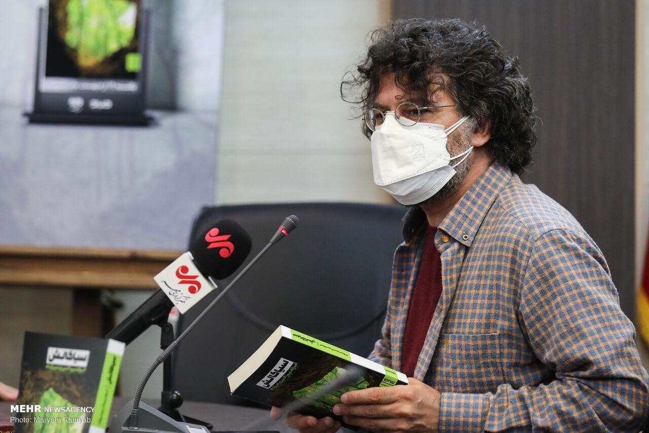 طلاب و روایت تبلیغ/ آیات خدا در تاروپود رمان «سیاگالش» تنیده شد