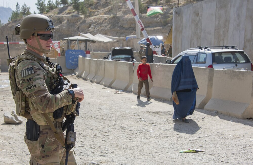 Afghanistan after two decades of US presence