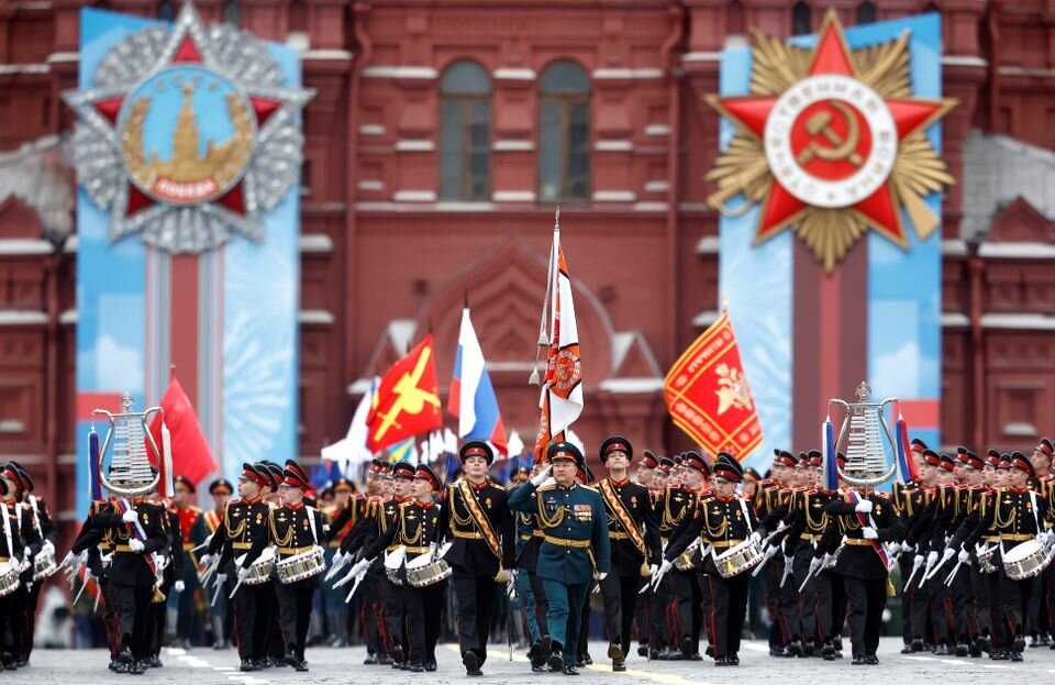 Russia holds World War II victory parade amid tensions with W