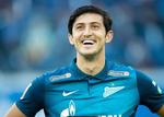 """سردار أزمون"""" أفضل لاعب في الدوري الروسي"""