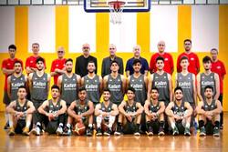 تیم بسکتبال جوانان ایران
