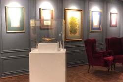 برگزاری نمایشگاه خوشنویسی در گالری «ترانه باران»