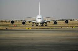 برقراری پرواز مستقیم اردبیل–نجف/موکبداران هوایی سفر میکنند
