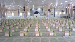 توزیع ۳۰ هزار بسته معیشتی به مناسبت دهه کرامت در مازندران