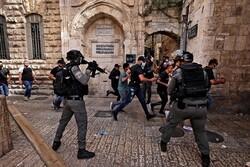 اسرائیلی فوجیوں کا مقبوضہ بیت المقدس میں فلسطینیوں پر حملہ/ متعدد فلسطینی شہید اور زخمی