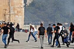 سرویس جاسوسی اسرائیل پیامهای تهدید برای فلسطینیان ارسال میکند