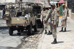 3 killed, 5 injured in attack on Pakistani border guards