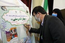 احمدی: عقب ماندگی در ورزش همگانی باید جبران شود