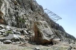 «نگار کند خونگ اژدر» پس از ۴۰۰۰ سال زیر محافظ قرار گرفت