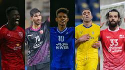 اختيار لاعب تراكتور كأفضل مهاجم في مرحلة المجموعات بدوري أبطال آسيا