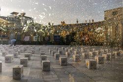 مراسم توزیع نمادین ۱۵میلیون پرس غذای گرم در پویش «ایران همدل»