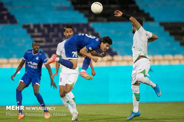 Esteghlal 0-2 Zob Ahan: IPL