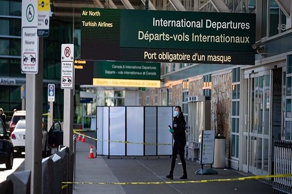 Shooting at Vancouver Intl. Airport in Canada claims one life