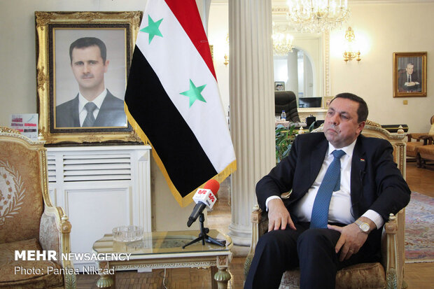 Election in Syria proves failure of Westerners: envoy