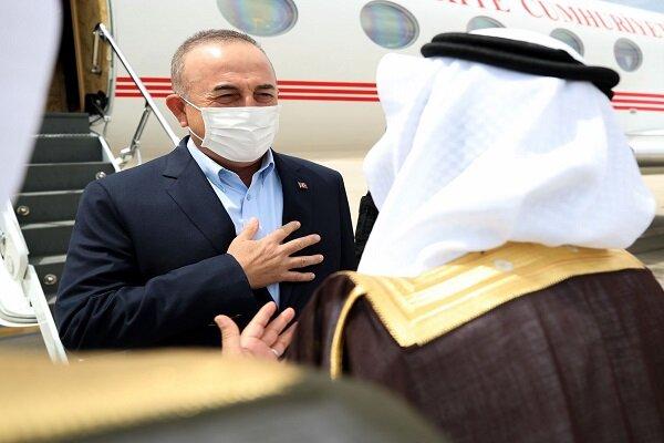 Çavuşoğlu Suudi Arabistan'da