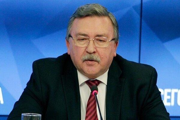 Russian, US delegations hold talk in Vienna on JCPOA: Ulyanov