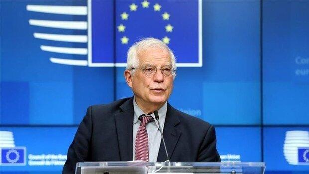 الاتحاد الأوروبي يدعو لاحترام المقدسات ويؤكد أن إخلاء الشيخ جراح غير قانوني