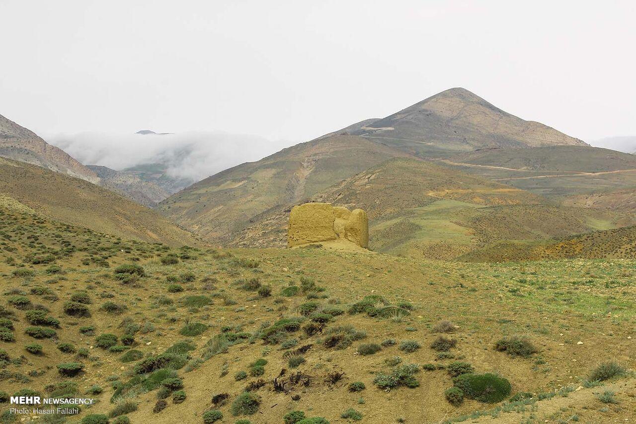 Gilvan; İran'ın antik köyü