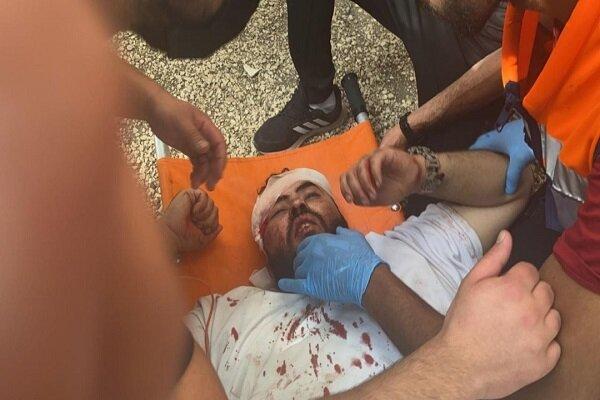 İsrail'in Mescid-i Aksa'daki saldırılarında yaralananların sayısı 215'e yükseldi