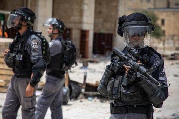 درگیری فلسطینی ها با نظامیان صهیونیست در قدس و کرانه باختری