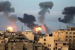 غزہ میں فلسطینی شہداء کی تعداد 202 تک پہنچ گئی / غزہ سے اسرائیل پر 2900 میزائلوں سے حملہ