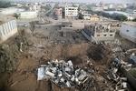 مصر تواصل جهودها لإرساء هدنة إنسانية في غزة
