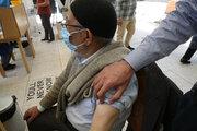 کوتانی ڤاکسین بۆ کەسانی سەرووی 75 ساڵ لە ئێران دەستی پێ کرد