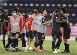 تیم شجاع خلیل زاده به فینال جام حذفی قطر صعود کرد