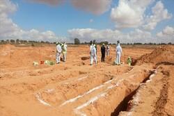 Libya'da toplu bulunan mezarlarda artış