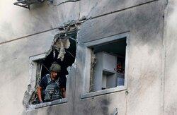 Palestinian Resistance fires rockets at Ashkelon