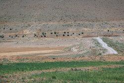 طرح آبخیزداری در روستای نیسیان اردستان کلنگ زنی شد