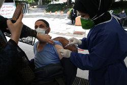 مرکز تجمیعی واکسیناسیون کرونا در پارک هنرمندان افتتاح شد