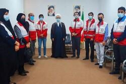 امام جمعه لامرد از عملکرد امدادگران هلال احمر تقدیر کرد