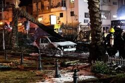 المقاومة الفلسطينية تمطر الكيان الغاصب بالصواريخ