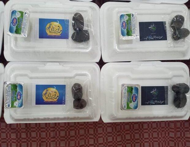 پویش «همسفره منجی» رمضان امسال در قم برگزار شد