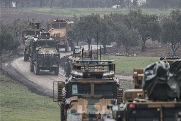 1 killed in attack on Turkish military convoy in Syria