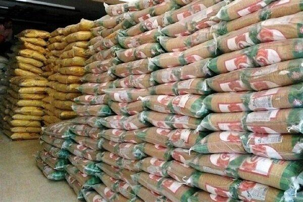 کشف عرضه خارج از شبکه برنج از ۲ واحد متخلف در کرمانشاه