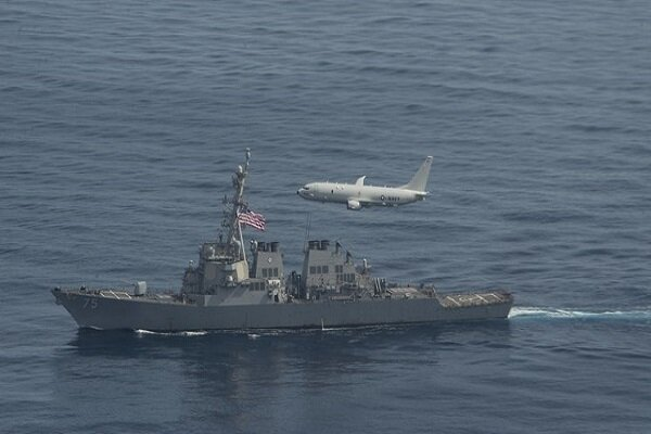 IRGC navy warns US navy over creating instability in PG
