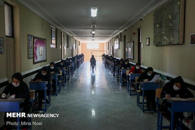 امتحانات پایان ترم ۲۹هزار دانشآموز در اردبیل حضوری برگزار میشود
