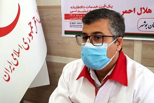 بهره برداری از فاز اول برنامه نذر آب ۴ بوشهر در شهرستان سیریک